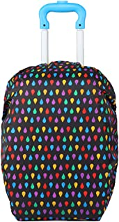 Lumanuby. Backpack School Bag Rain Cover Nylon With PU Coating Fashion Colorful Waterproof Rucksack Rain Cover for Outdoor Living Climbing Hiking Camping Cycling 30-40L
