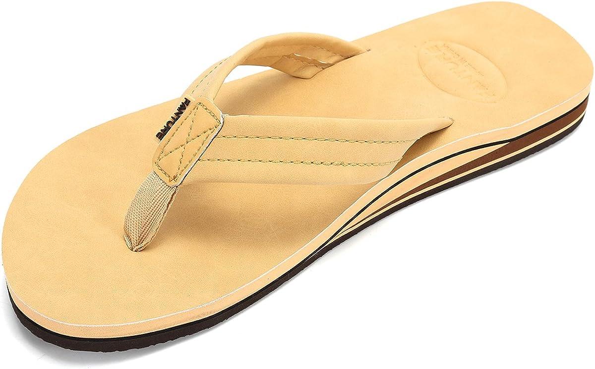FANTURE Mens and Women Sandals Arch