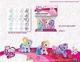 20 Pc Silly Shaped My Little Pony Bandz