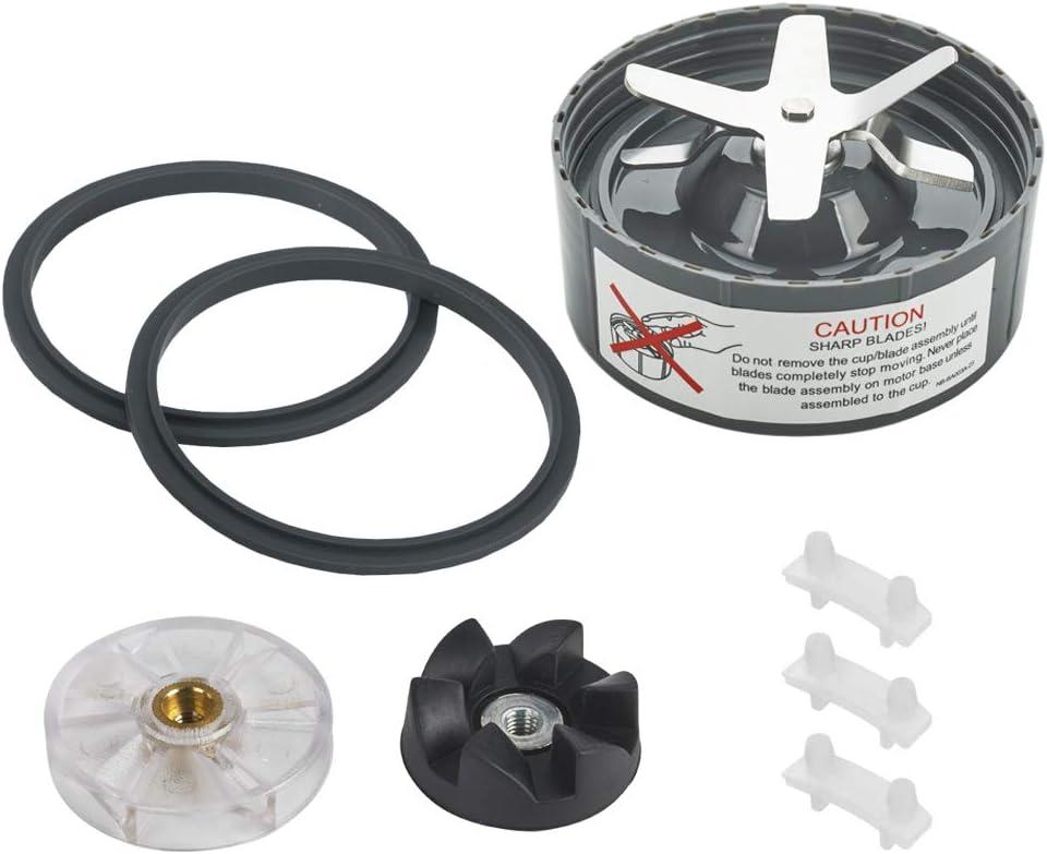 Piezas Repuesto para licuadora Nutribullet 600W 900W