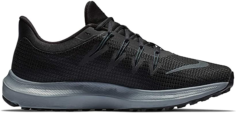 Nike Wmns Quest, Zapatillas para Mujer, Multicolor (Black/Anthracite/Cool Grey 002), 44.5 EU: Amazon.es: Zapatos y complementos