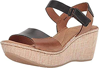 e92c8da63cb8 B.O.C. Womens Nectar Leather Open Toe Casual Platform