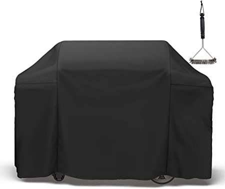 Amazon Com Shinestar 65 Inch Grill Cover For Weber Nexgrill Charbroil Brinkmann And More 4 5 Burner Gas Grill Thick Pvc Oxford Waterproof And Windproof Garden Outdoor
