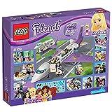 Friends Lego Lego Heart Lake Airport 41109
