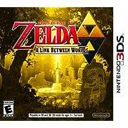 [Amazon Canada]Zelda Link Between Worlds 29.95