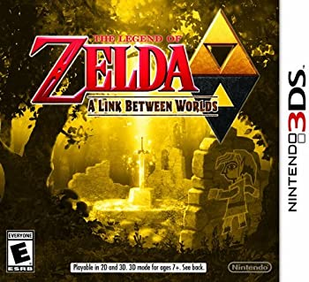 Legend of Zelda: A Link Between Worlds Game for 3DS