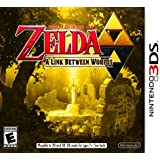Legend of Zelda: A Link Between Worlds (輸入版)