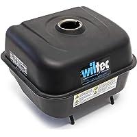 WilTec LIFAN Depósito de Combustible de Repuesto 6L para Motores Gasolina 9CV