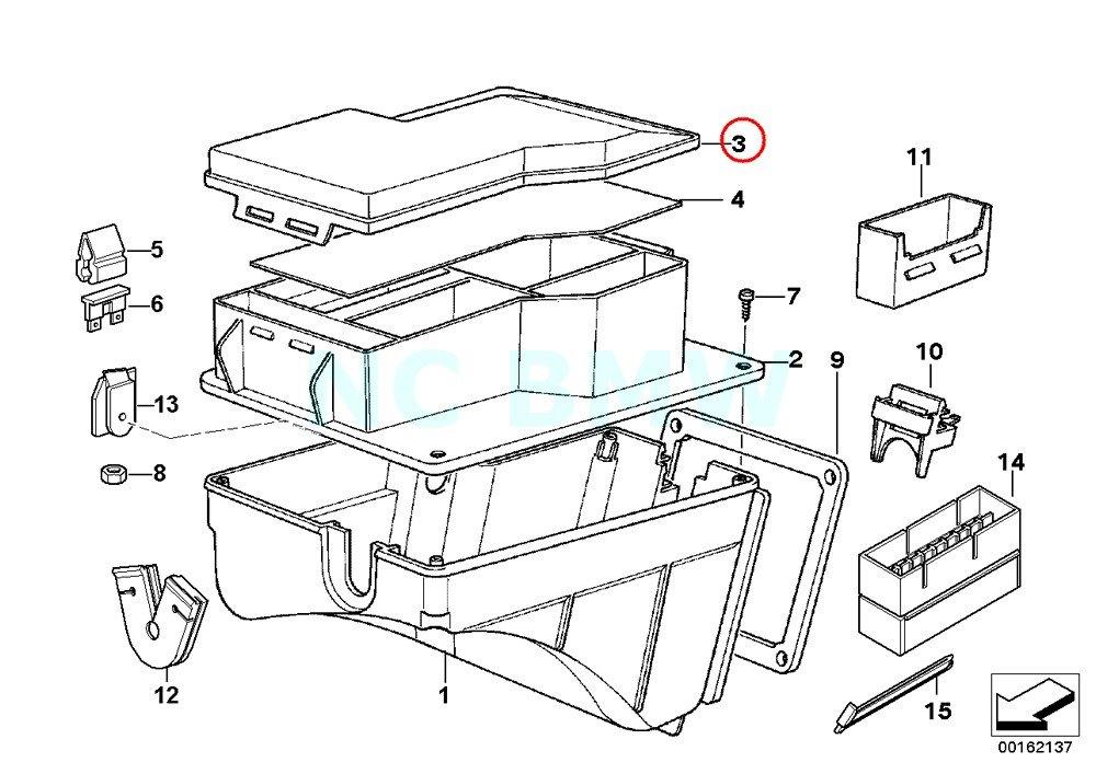Amazon Bmw Genuine Fuse Box Cover Automotiverhamazon: Fuse Box Bmw 1996 Z3 At Gmaili.net