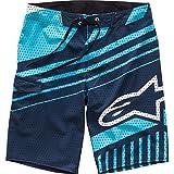 Alpinestars Unisex-Adult Sigma Boardshorts (Blue, Size 40)