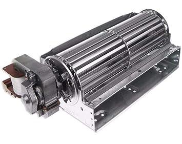 Ventilador tangenziale Motor Izquierda X Horno Nevera Estufa Leña Pellets cm 25: Amazon.es: Hogar