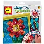 ALEX Toys Craft Simply Needlepoint Fl...