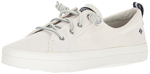 Sperry Linge Vibe Crête, Chaussures Femmes, Blanc (blanc 10), 38,5 Eu