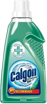 Calgon Desinfección Gel - Líquido bactericida y eliminación de ...
