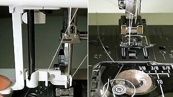 Janome 525S - Máquina de coser: Amazon.es: Hogar