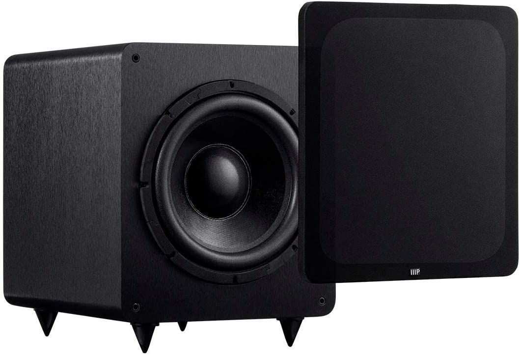 Home Audio & Theater Electronics Ported Design for Home Theater ...