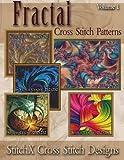 Fractal Cross Stitch Patterns, Tracy Warrington, 1499127324