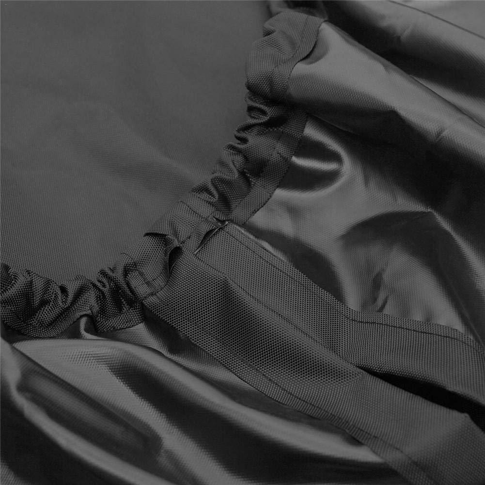 Nishci 1Pc 14// 15 16// 17 Pouce Sac de Couverture de Roue de Pneu de Secours en PVC avec poign/ées de Transport Tote Cover Valve de Roue de Voiture pour Voitures Roues