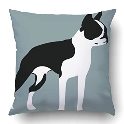 Home Textile Dog Wear Headphones Pillow Case Cushion Cover Office Pillowcase Sofa Home Decor