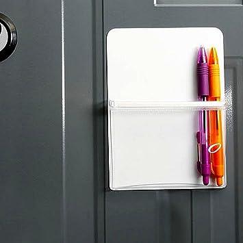 Dytiying - Bolígrafo magnético transparente para ahorro de ...