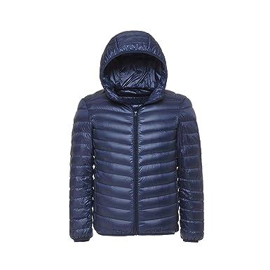 dc18393bb GEEK LIGHTING Men s Winter Lightweight Packable Down Jacket Outwear ...