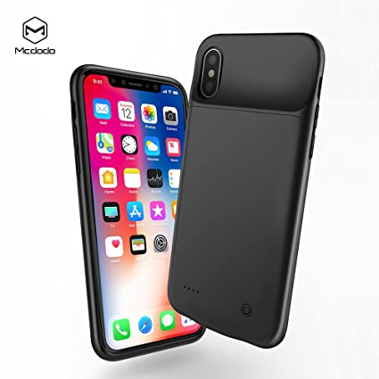 timeless design ed200 4a056 Mcdodo Power Case for iPhone X: Amazon.in: Electronics