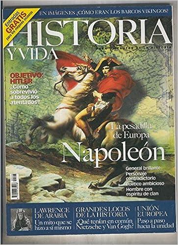 Historia y vida numero 406: Varios: Amazon.com: Books