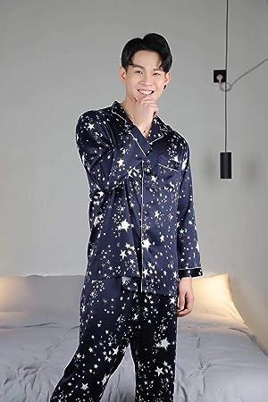 Ropa De Dormir Pijamas Dos Piezas Camisa De Dos Piezas, Camisa De Manga Larga De Dos Piezas, Traje De Dos Piezas, Pijama: Amazon.es: Salud y cuidado personal