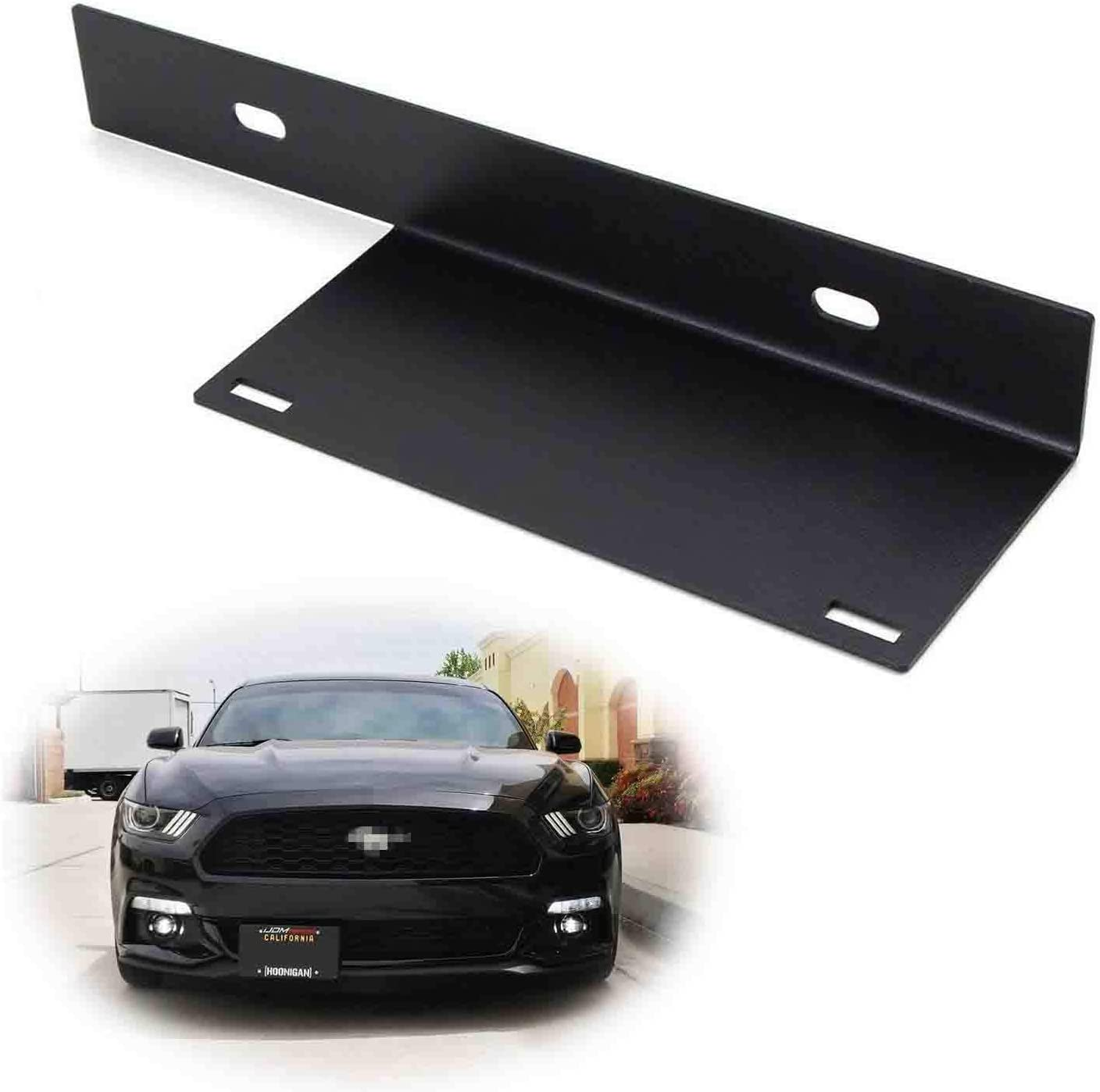 Bumper Filler For 67-68 Ford Mustang No drill Front