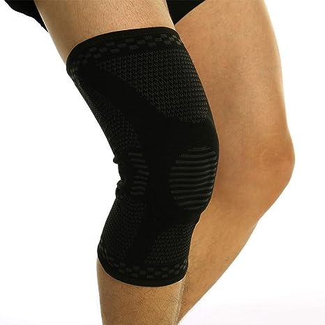 CROSS1946 - Rodillera de apoyo para la rodilla (protección de ...