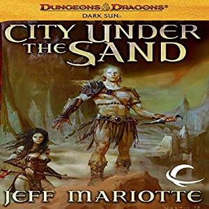 City Under the Sand Audiobook