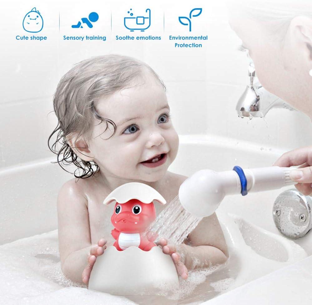Gresunny Juguetes de ba/ño para beb/és Juguete ba/ño Chorro Agua para beb/és ni/ños peque/ños Juguetes ba/ñera con rociado de Agua Pato Juguete de ba/ño para beb/és en Aerosol de Agua Flotante