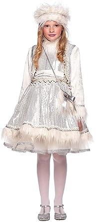 Disfraz Muchacha Esquimal Vestido Fiesta de Carnaval Fancy ...