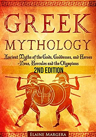 an examination of the gods and goddess in the greek myths Greek gods of love and desire play a very important role in greek mythology winged or not, warm hearted or not, the gods of love and desire would cause the greatest.