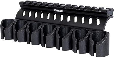 Monstrum Side Saddle Shell Holder for Mossberg 500/590/Shockwave Series Shotguns