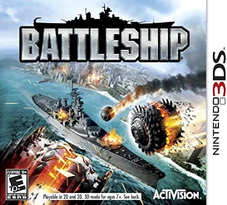 Amazon Com Battleship Nintendo 3ds Activision Inc Video Games