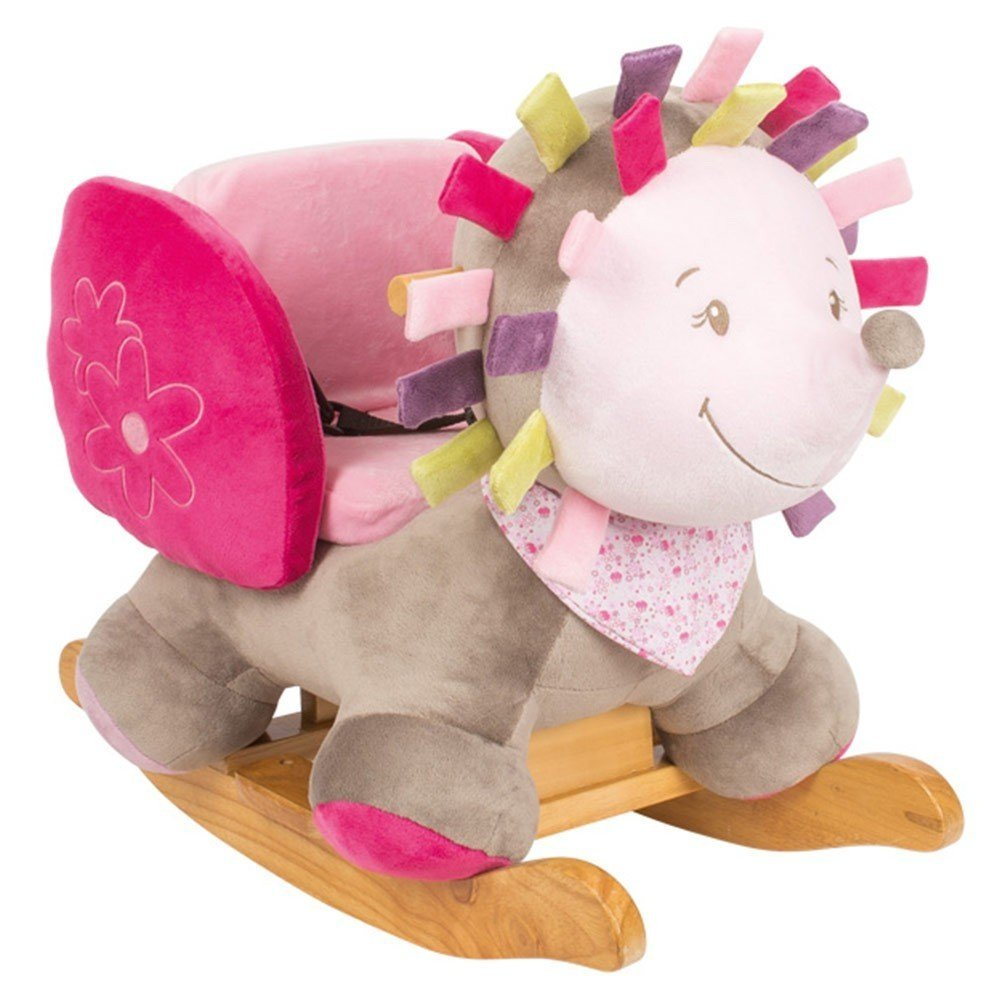 Manon The Hedgehog Rocker With Seat