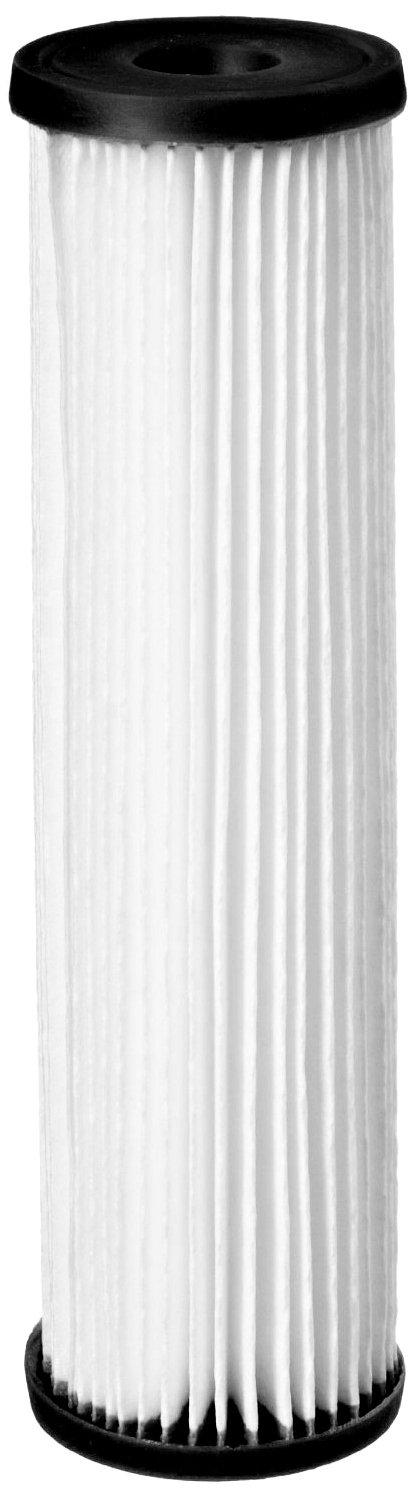 Pentek S1-20BB Pleated Cellulose Filter Cartridge, 20'' x 4-1/2'', 20 Micron by Pentek