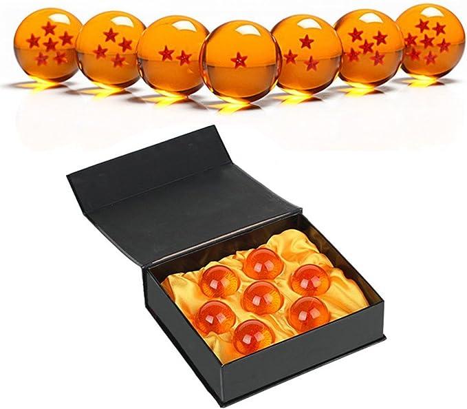 Las 7 bolas de dragón – dragon ball