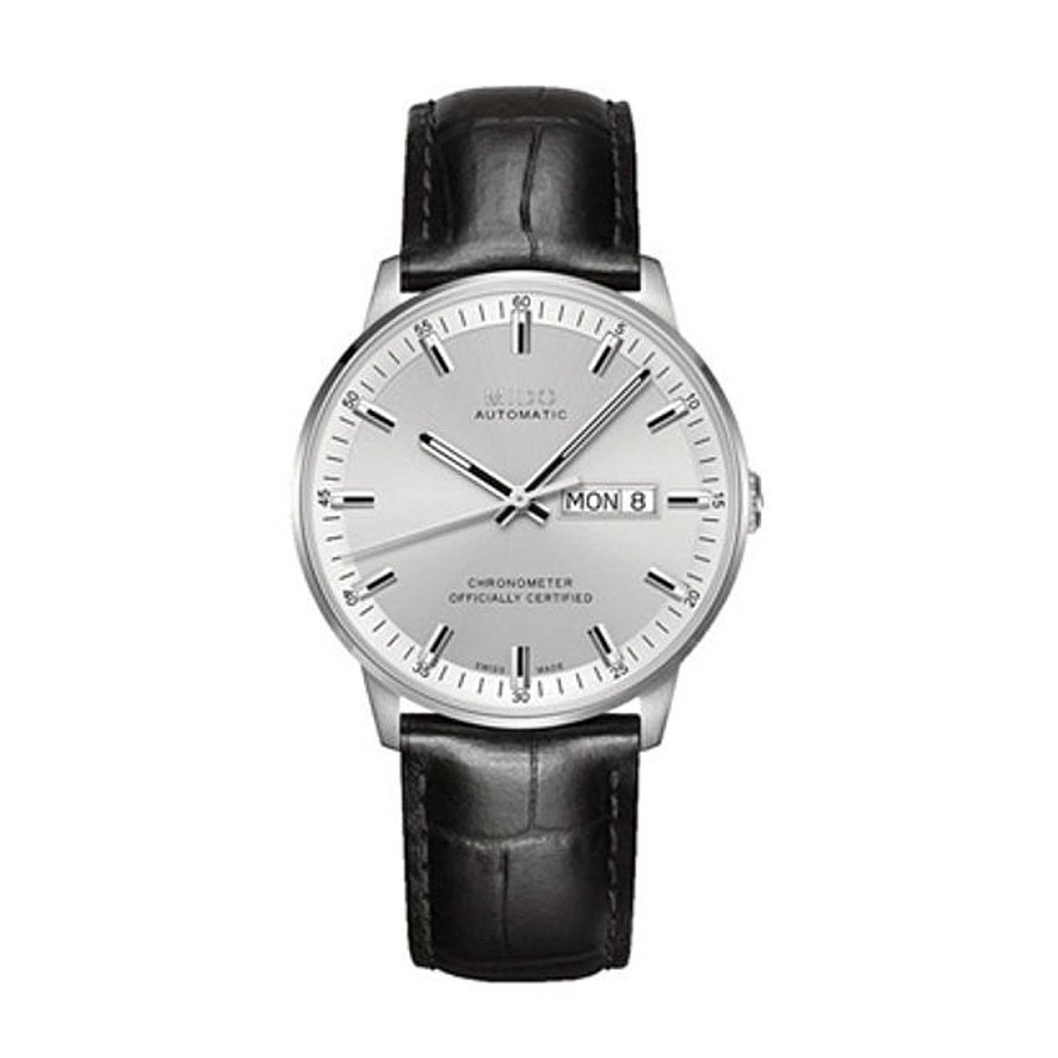[ミドー]Mido 腕時計 Commander Watch Silver Dial Stainless Steel Case Automatic Movement M0214311603100 メンズ [並行輸入品] B01KMZ0AVG