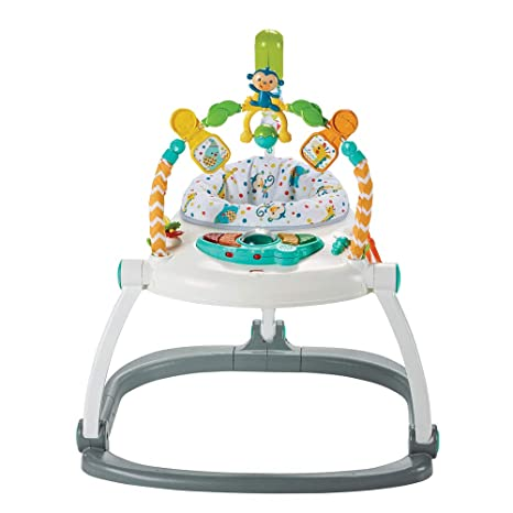 e2917f3f9 Fisher-Price Colourful Carnival SpaceSaver Jumperoo  Amazon.co.uk ...