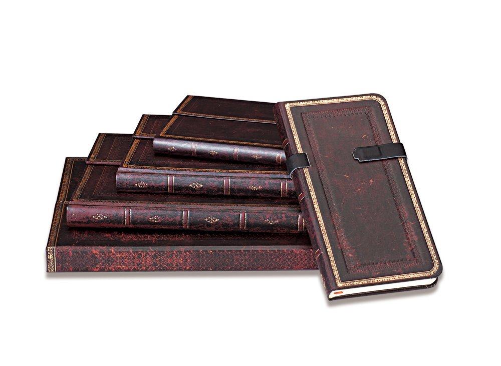 Paperblanks Moroccan Mini Address Book - Black