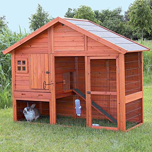 Buy trixie rabbit hutch xl
