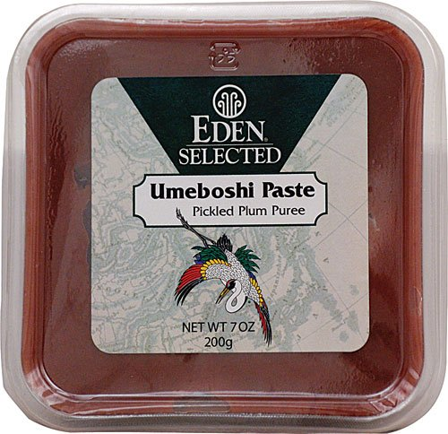 Eden Umeboshi Paste, Pickled Plum Puree, 7.05 Ounce