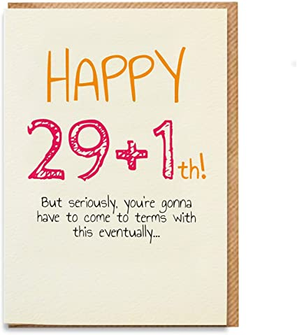 Greeting Cards 30th Birthday Card Cheeky Zebra Cards Unique Greeting Card Funny 30th Birthday Card For Her Amazon Co Uk Office Products