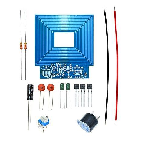 lennonsi Detector de Metales DIY Accesorios detectores de Metales Metal Detector Tablero de la Parte Accesorio
