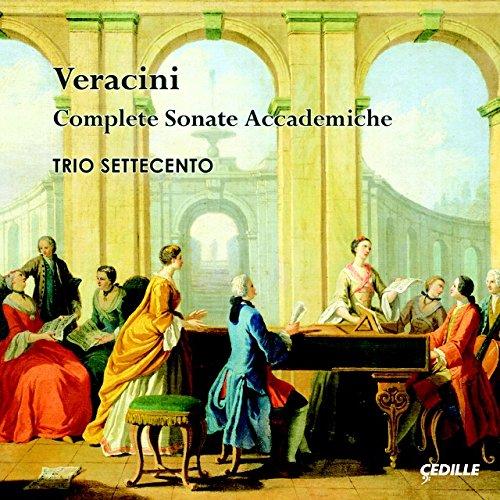 Veracini: Complete Sonate (Complete Trio Sonatas)