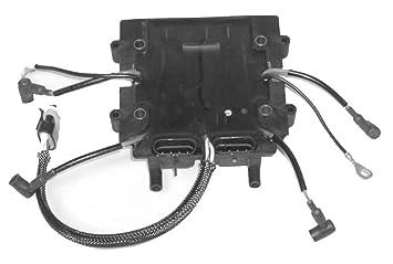 Johnson Evinrude 90-100-105-115 HP V4 Years 1995-2006 Power Pack Optic  778263 586015 586292 586098