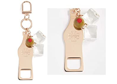 e348ee4ccde2 Amazon.com  Tory Burch Bottle Opener Key Chain Olive Ice Cube Martini  Keyfob Key Chain  Shoes