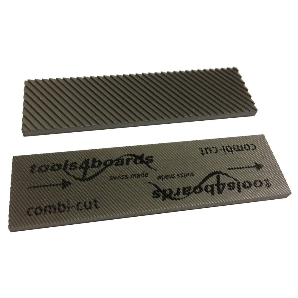 Tools4Boards COMBI-CUT Extra Coarse + Medium Professional Ski and Snowboard File by Tools4Boards